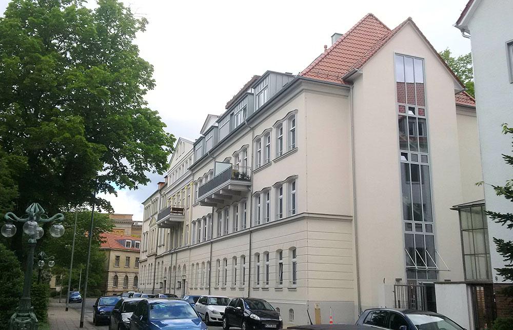 Bertha Residenz